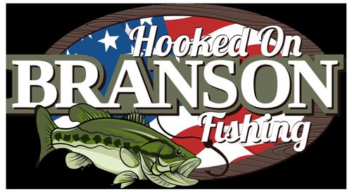 Hooked On Branson Fishing Logo